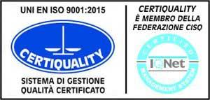 Disidratanti ed Indicatori Umidità certificati ISO 9001:2015