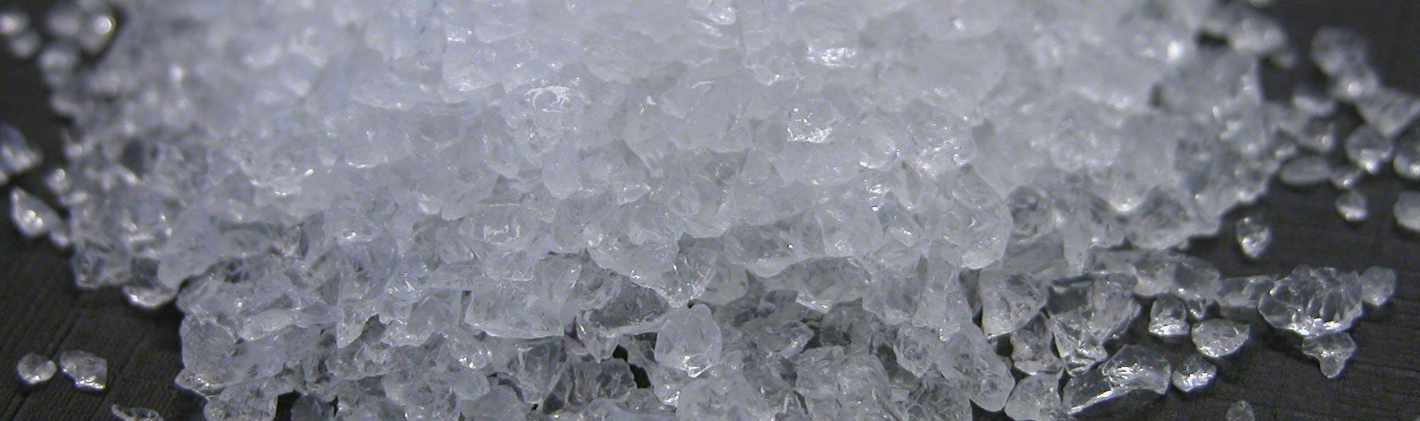Gel di Silice Bianco - disidratante in campo farmaceutico ed alimentare