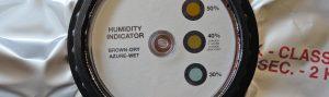 Indicatori di umidità ad Oblò
